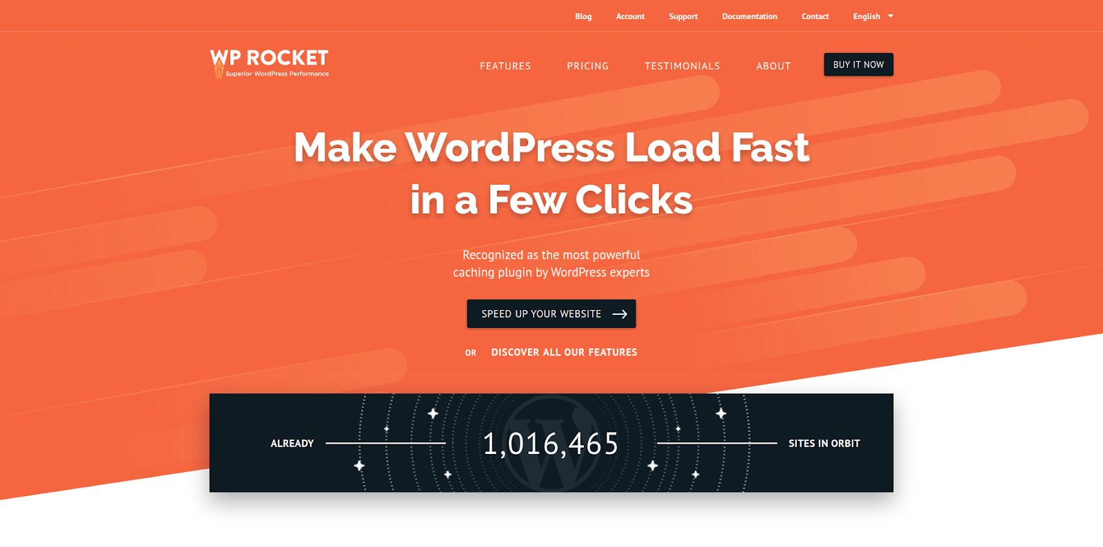 wp rocket wordpress cache plugin header