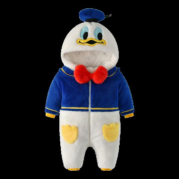 Cute Donald Duck costume