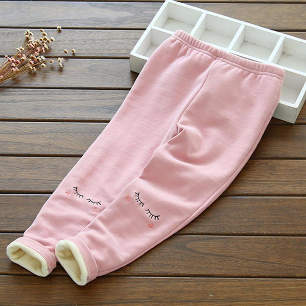 legginsy polarowe dla dzieci
