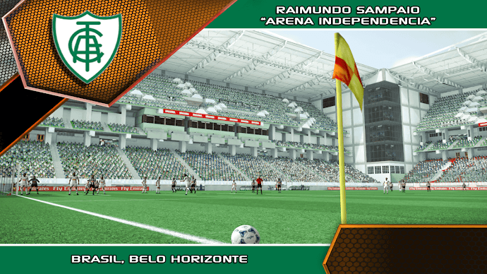 Estádio Independência - PES 2013