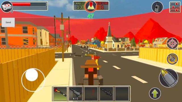 pixels unknown battle grounds