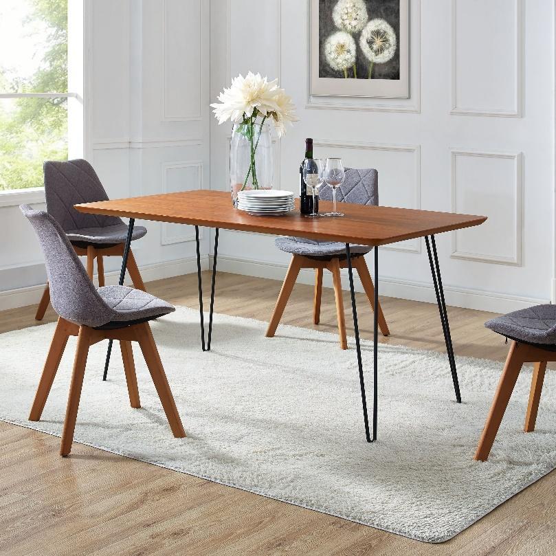 Kết quả hình ảnh cho bàn mặt gỗ chân sắt