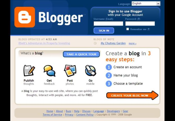 best-free-blog-sites