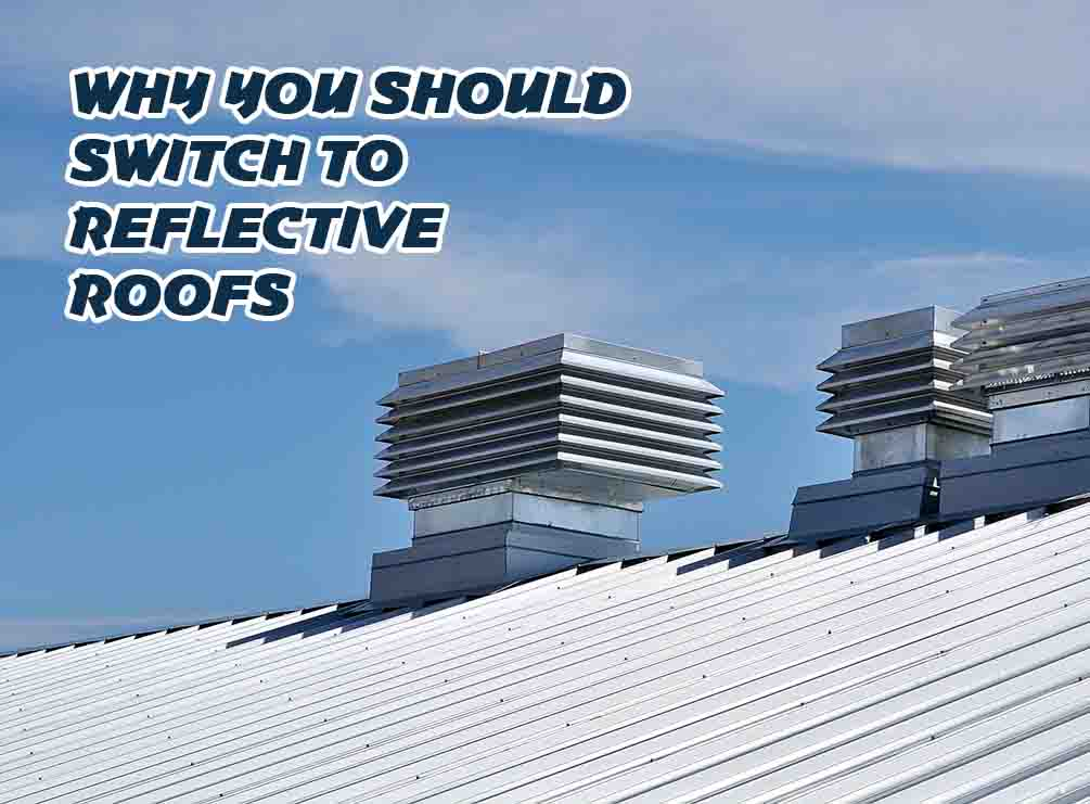 Reflective Roofs