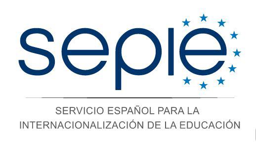 Resultado de imagen de SEPIE – Agencia Nacional Erasmus+