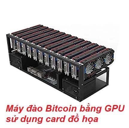 Máy đào Bitcoin GPU