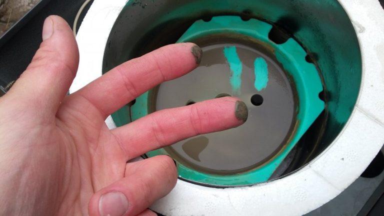 Когда необходима чистка кулера