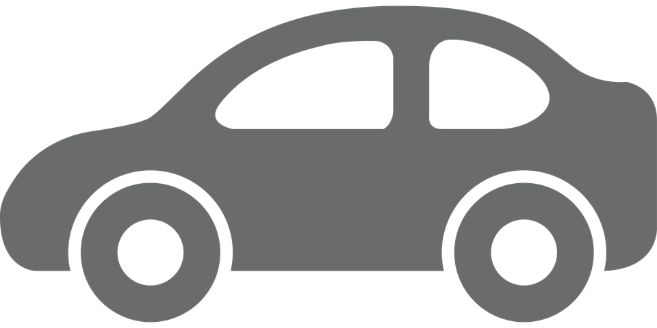 Car, Car Icon, Icon, Automobile, Vector