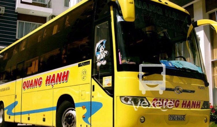 VeXeRe khuyến mãi tháng 5/2020 - Xe Quang Hạnh