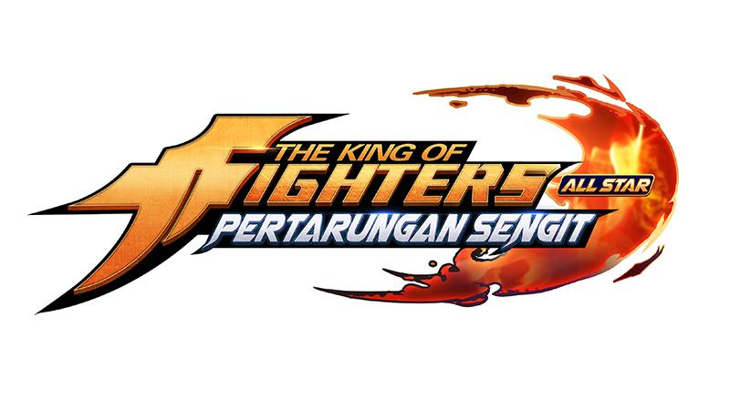 King of Fighters Allstar - Pertarungan Sengit