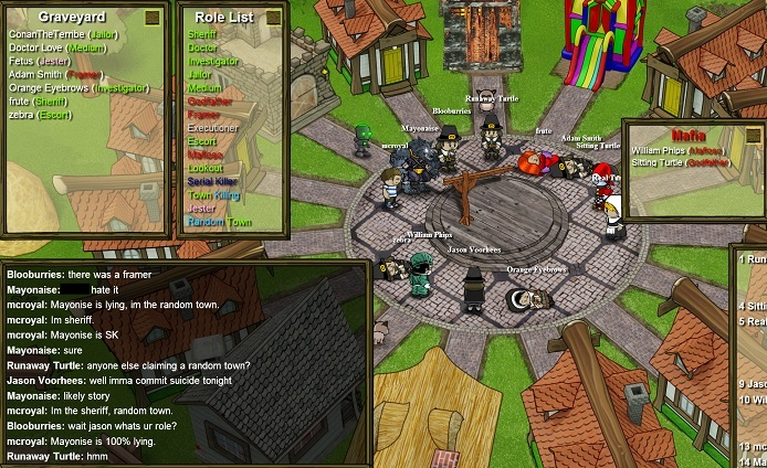 town of salem survival multi pc