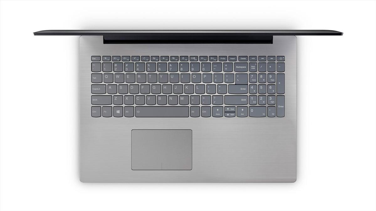 Фото2  Ноутбук Lenovo IdeaPad 320-15 Onyx Black (80XH01XJRA)