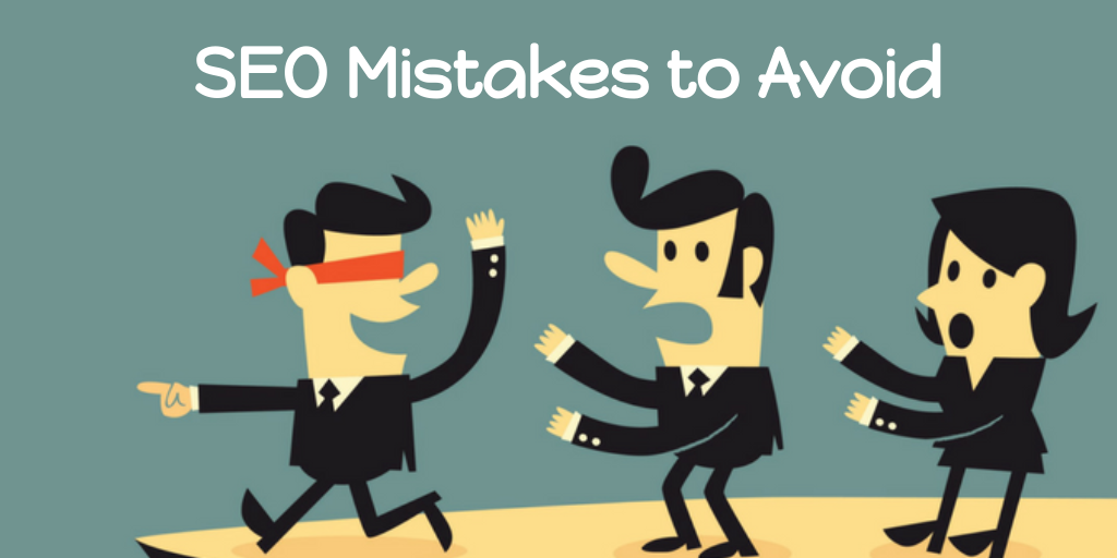 Top 5 SEO Mistakes to Avoid During Business Website Optimization