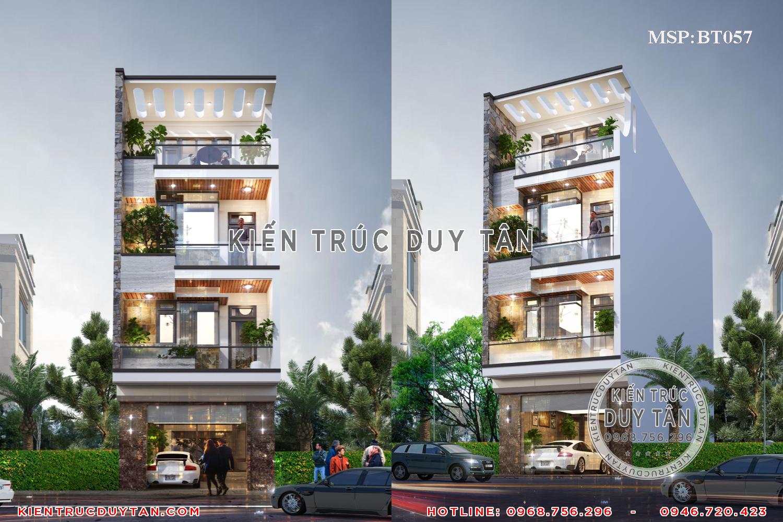 Xu hướng xây dựng các nhà phố trên diện tích đất nhỏ và hẹp đang được nhiều người quan tâm