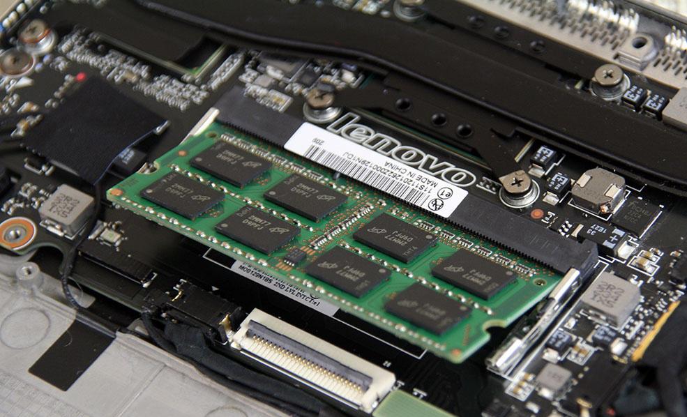 Kiểm tra tình trạng RAM trước khi nâng cấp rất quan trọng và phải nghiên cứu kỹ