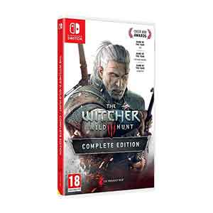 8. The Witcher 3