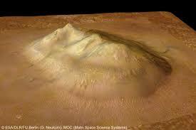 La Esfinde de Marte