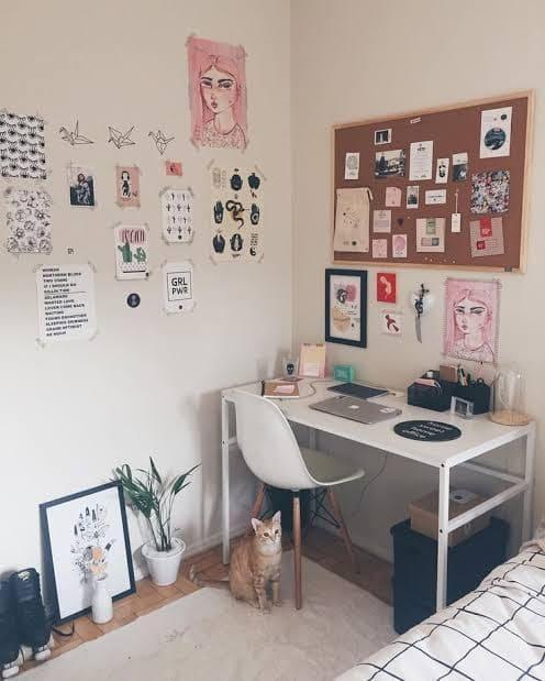 Head-turner DIY Study Room Design