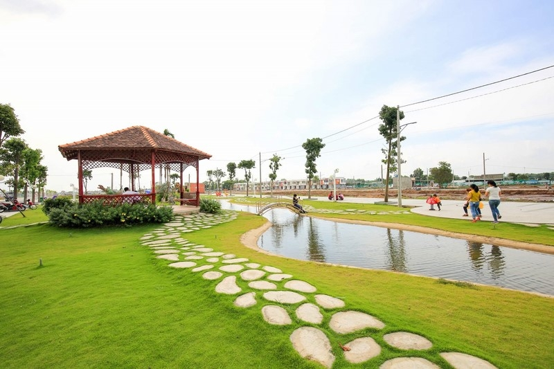 Cát Tường Phú Sinh - Khu sinh thái ở TPHCM