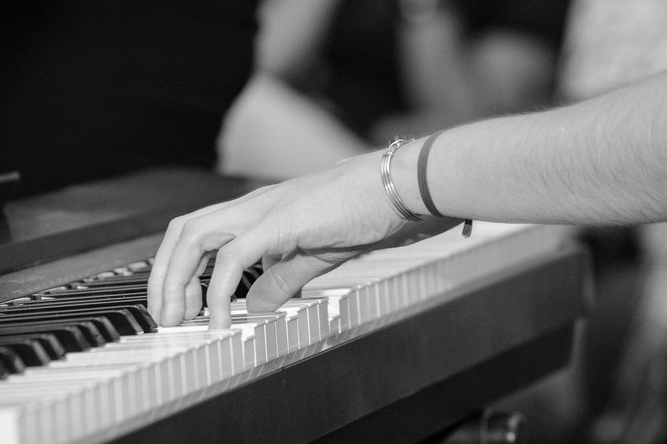 Position des mains au piano