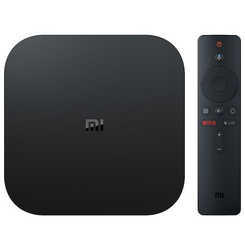Xiaomi Mi Box S Black EU Plug TV Box Sale, Price & Reviews | Gearbest