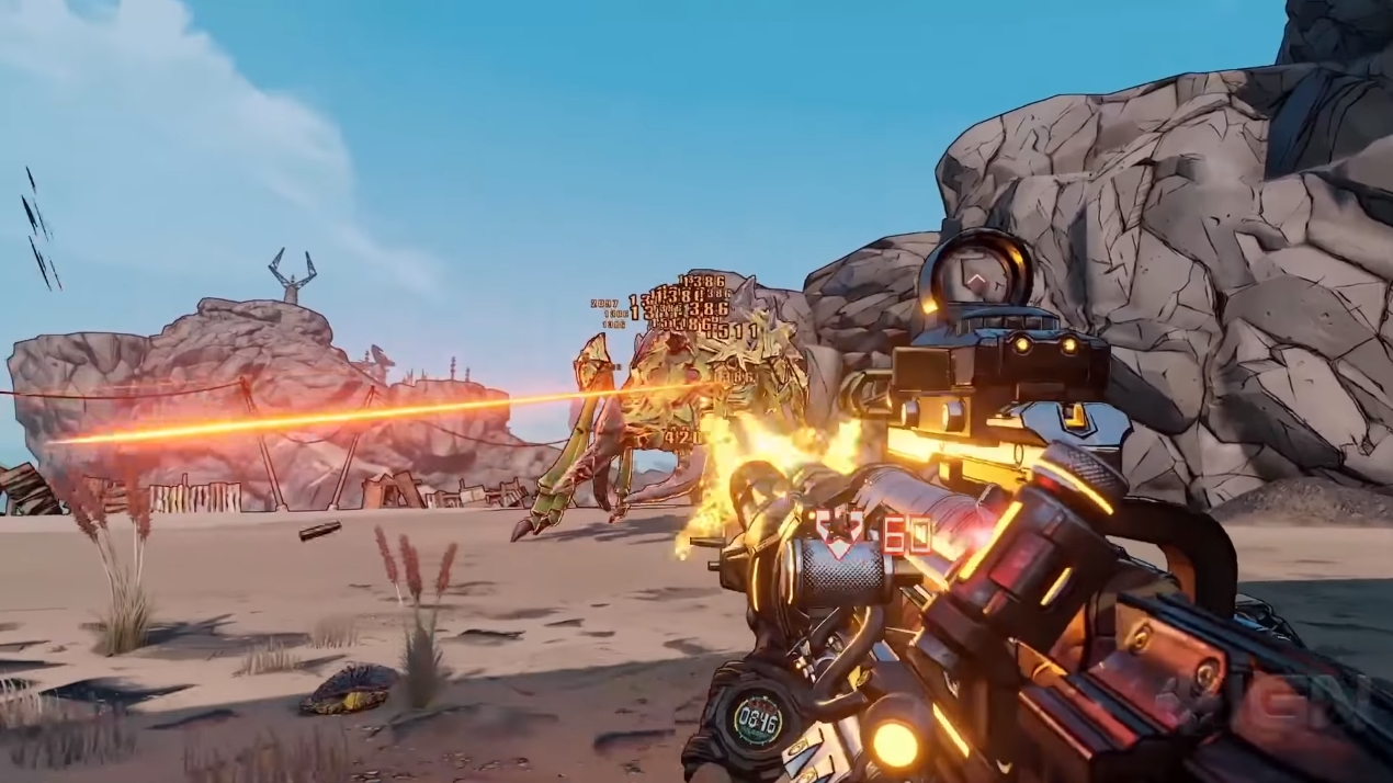 how to unlock the ascension bluff locked door in borderlands 3