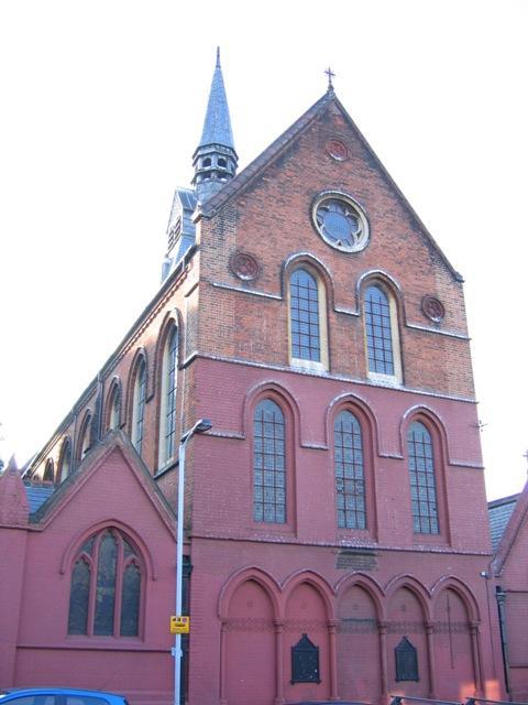 Bibleway Tabernacle Church, Algernon Road