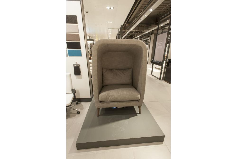 cadeiras calmo - Freshome