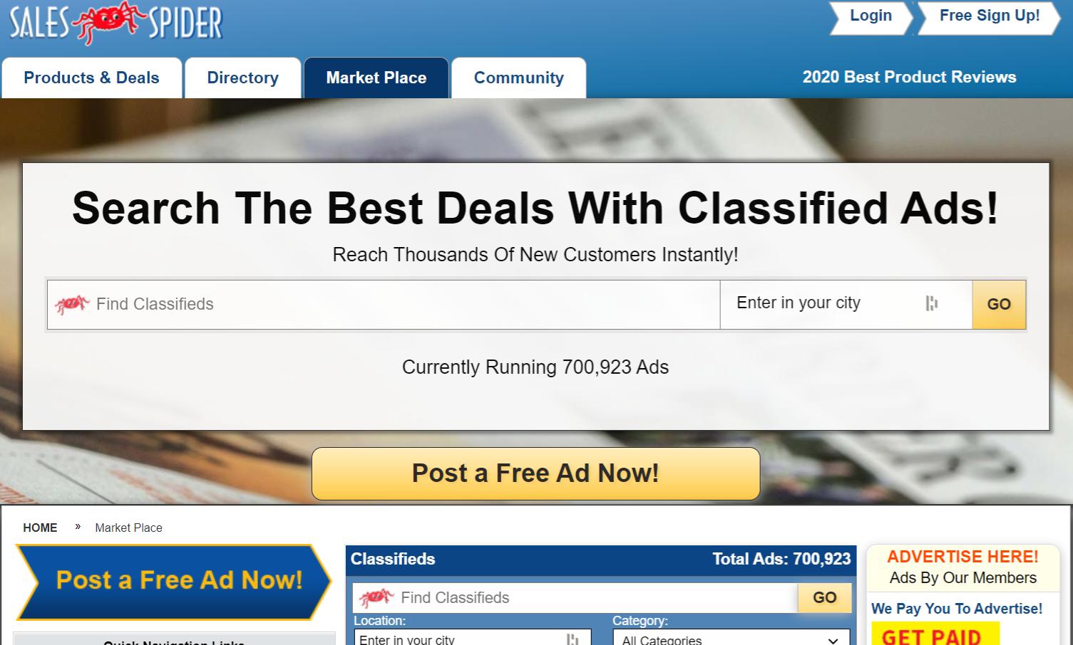 best free advertising websites
