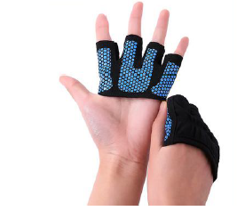Four Fingers Open-Top Palmless Gloves