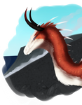 Volcanic Field by SilveryStormWing
