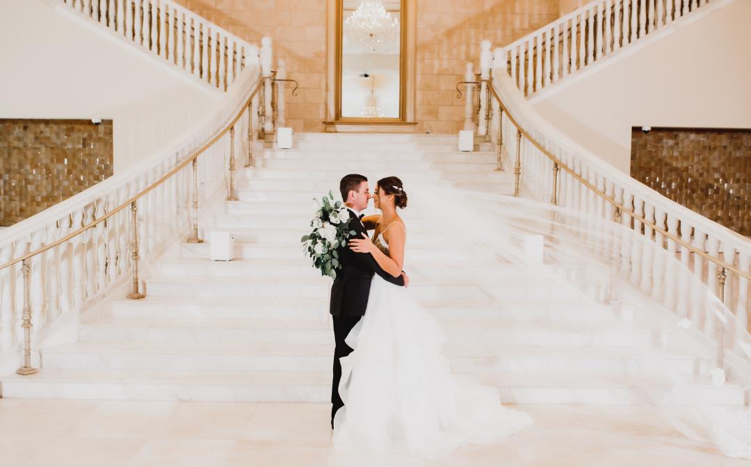 East coast wedding venues, Virginia wedding venue, indoor wedding