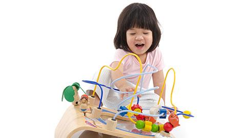 mendukung anak Anda dengan kegiatan dalam kehidupan sehari hari