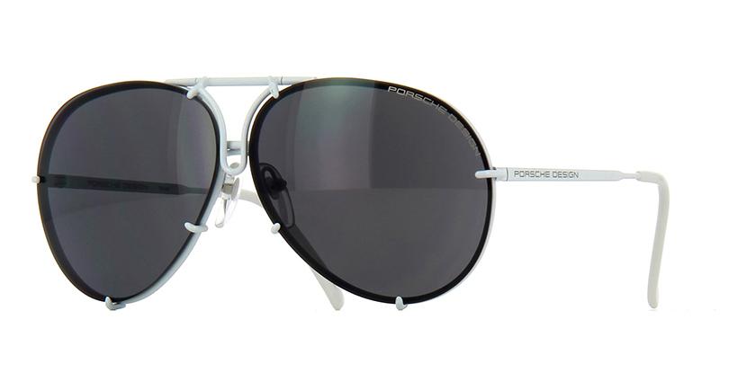 Porsche Design 8478 P Aviator Sunglasses | Interchangeable Lenses
