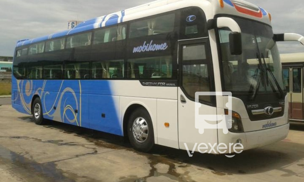 Hoa Nho Bus tickets booking online - VeXeRe.com