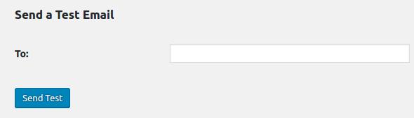 email de teste smtp - HostGator
