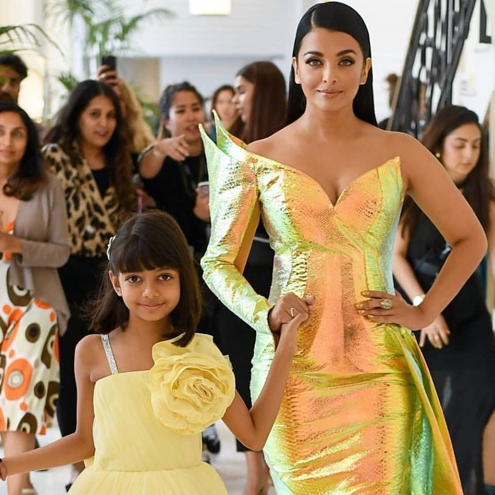 Aishwarya Rai Mermaid Look At Cannes Film Festival 2019 | Aishwarya Rai Cannes 2019 Looks