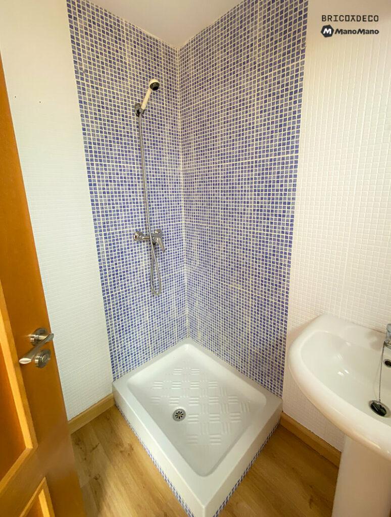 pintar azulejos de la cocina o el baño