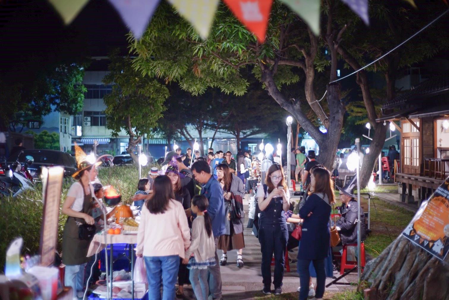 社會設計 全台文青景點推薦 范特喜聚落  雲林景點 斗六雲中街