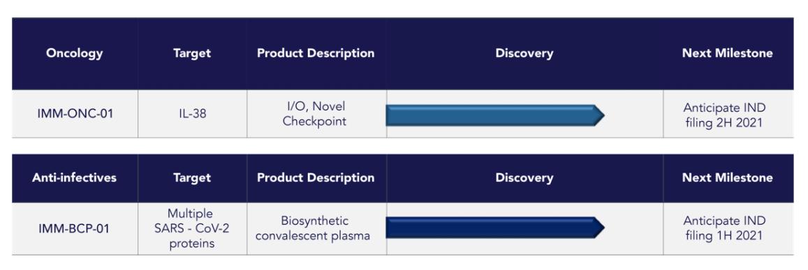Обзор IPO Immunome