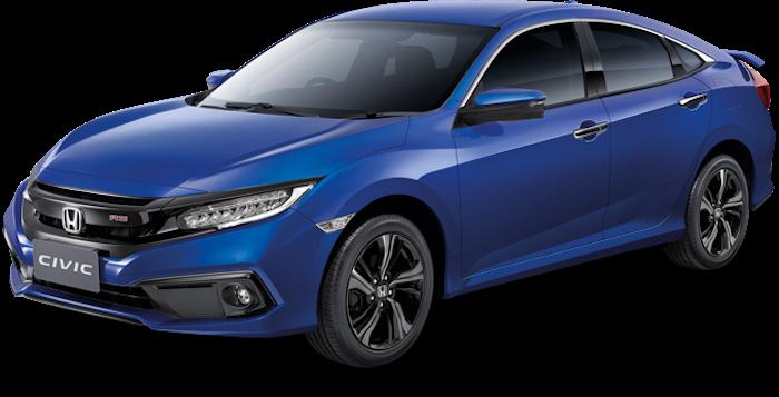 Honda Civic FC Sedan ปี 2016-ปัจจุบัน
