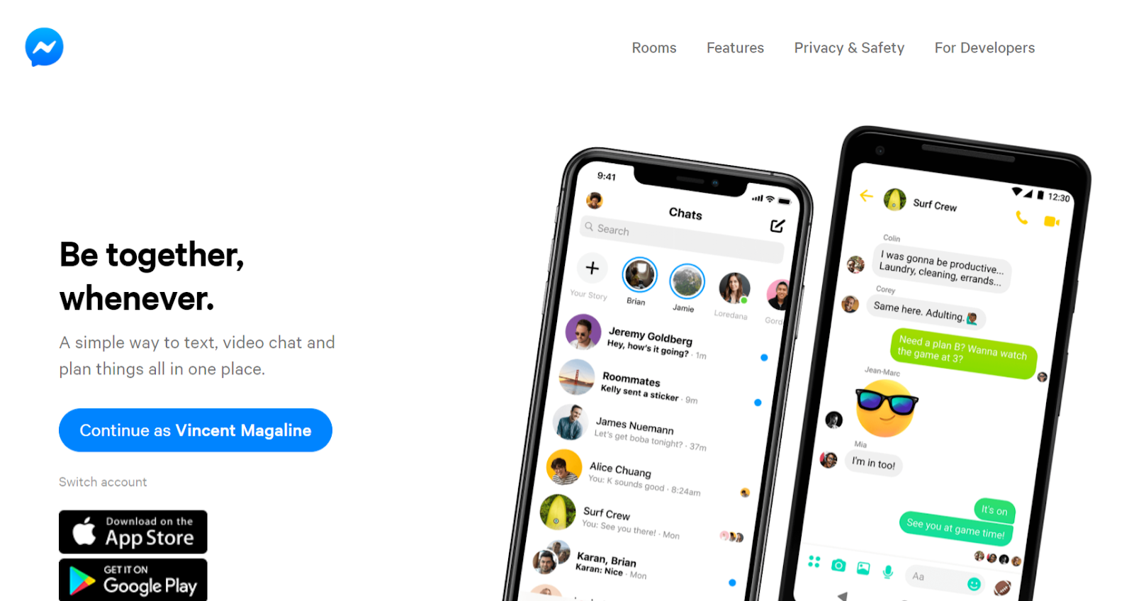 free advertising tools - MobileMonkey