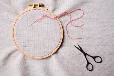 mistakes in embroidery