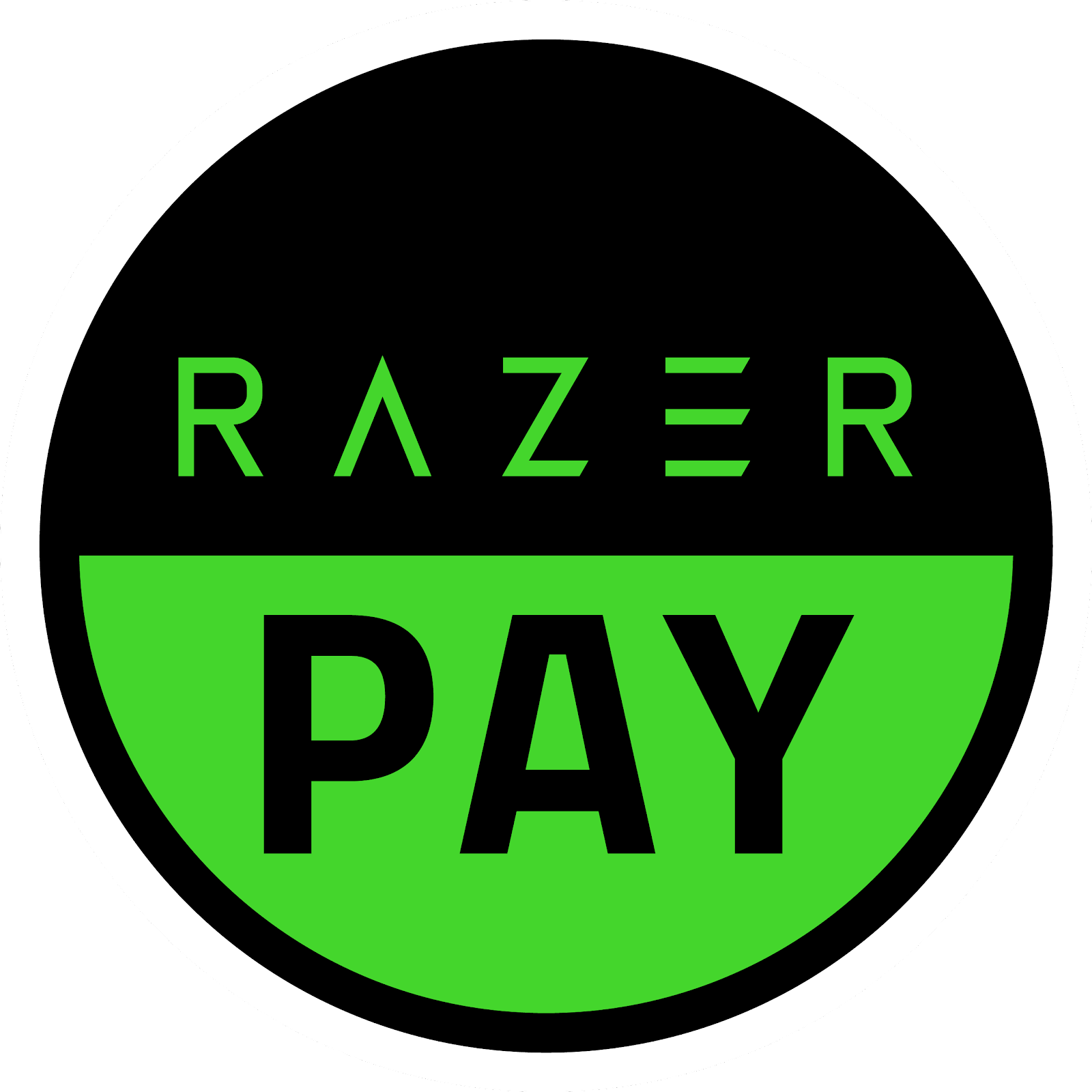 Razer pay e-wallet logo