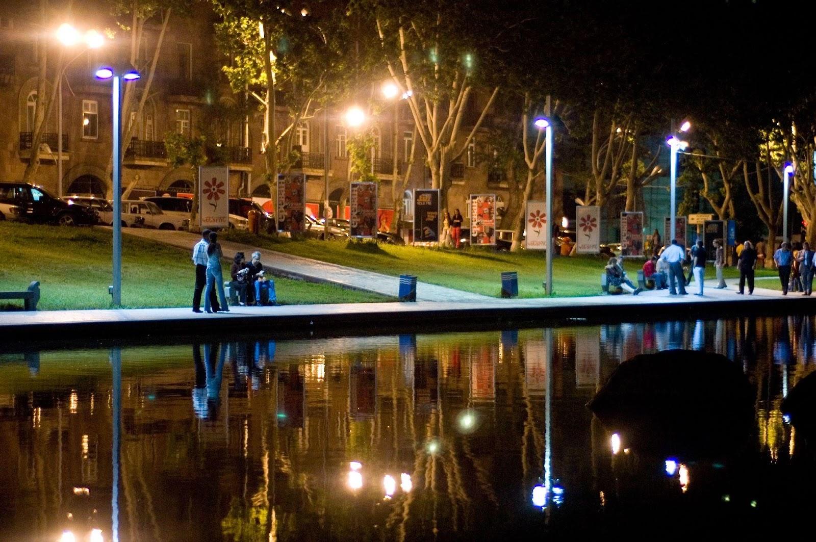 Nightlife in Yerevan