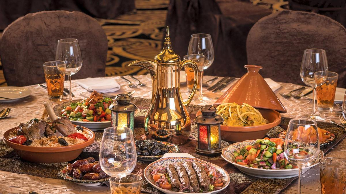 Ramadan 2018 iftar guide: 15 to try in Dubai - The National