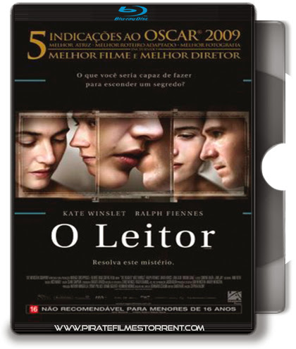 O Leitor Torrent - BluRay Rip 720p Dublado