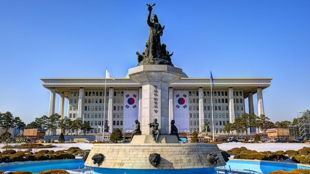 south korea bitcoin cryptocurrency crypto