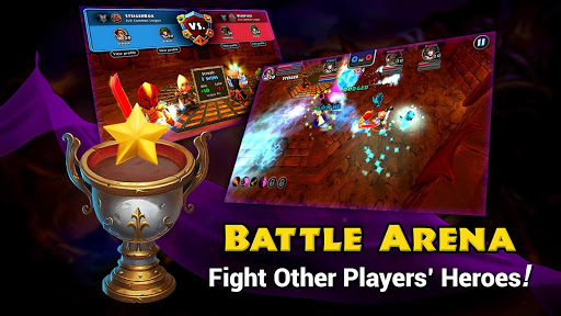 Dungeon Quest- screenshot thumbnail