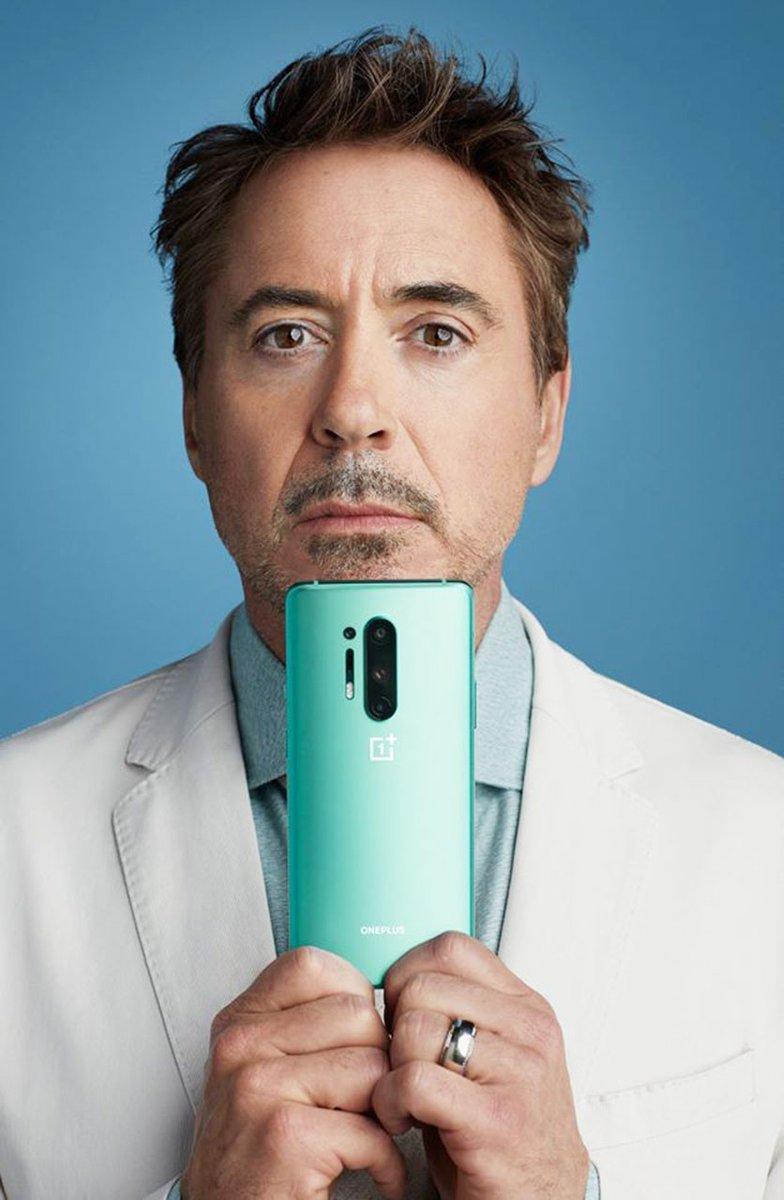 "Inactive on Twitter: ""📷 | New/Old - Photoshoot de Robert Downey Jr pour la  promo du OnePlus 8 Pro.… """